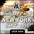 HFA Holiday Party New York